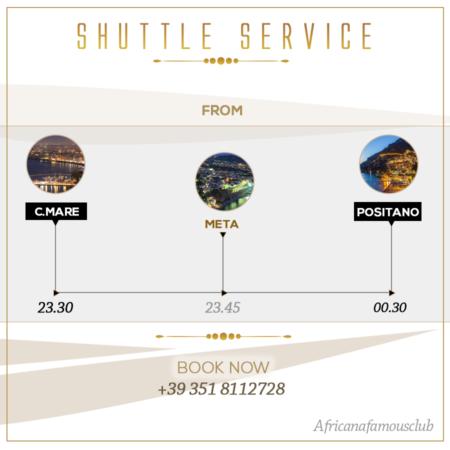 Shuttle Service - C.Mare