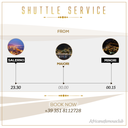 Shuttle Service - Salerno